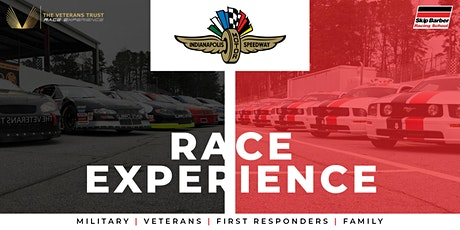 VETERANS RACE EXPERIENCE - Indianapolis Motor Speedway tickets