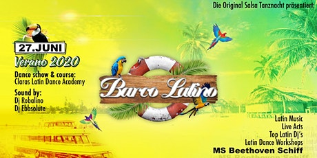 Barco Latino Tickets