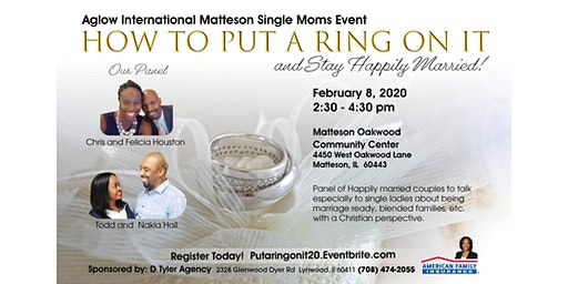 How To Put A Ring On It and Stay Happily Married!