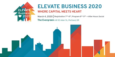 ELEVATE Business 2020 tickets