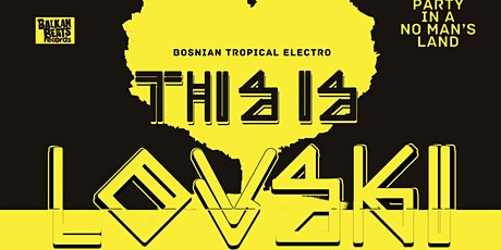 This is Lovski live ★ Robert Soko DJ Set tickets