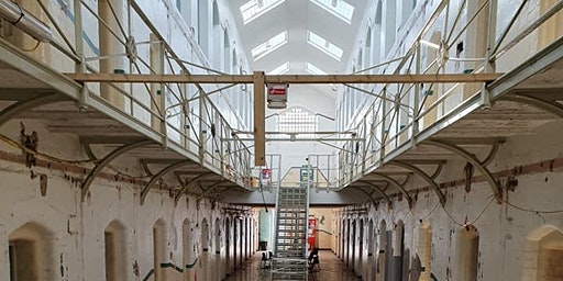 Portsmouth Prison Ghost Hunt- - £49 P/P