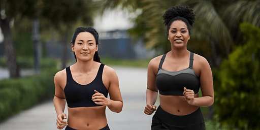 Brooks Sports Bra Test Run
