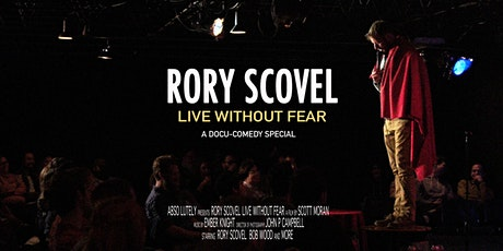 Rory Scovel - Live Without Fear Film Screening tickets