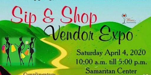Sip & Shop Alopecia Awareness  ~ Vendor Expo
