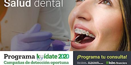 Campaña de salud Fase II boletos