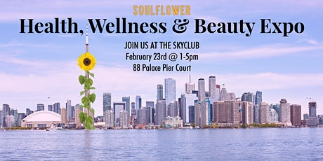 Soulflower: Health, Wellness & Beauty Expo tickets