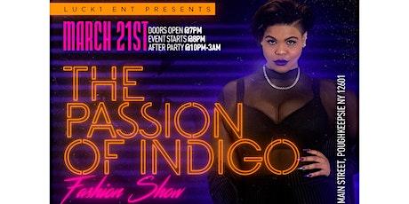 The Passion of Indigo Fashion Show tickets