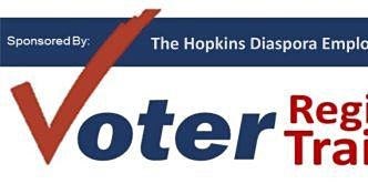 The Hopkins Diaspora ERG Voter Registration Training
