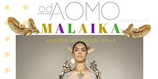 Malaika at Mardi Gras: A Fashion Event