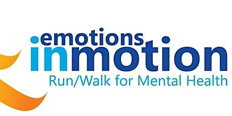 Emotions In Motion: 5K Run/Walk For Mental Health tickets