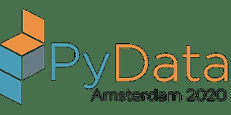 PyData Amsterdam 2020 tickets