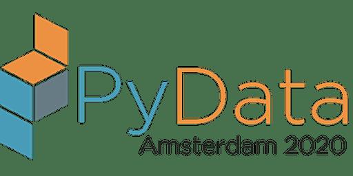 PyData Amsterdam 2020