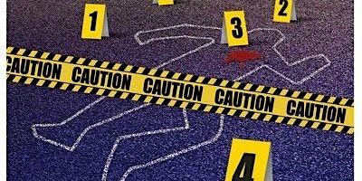 Half Term SENsory:  Crime Scene Science