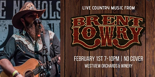 Live Music from Brent Lowry
