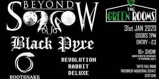 Beyond Sorrow/Black Pyre/Bootsnake/Revolution Rabbit Deluxe