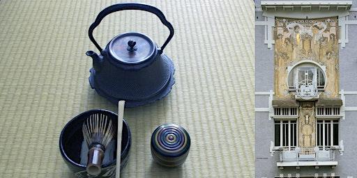 Cérémonie du thé japonaise - Japanese Tea Ceremony  @ La Maison Cauchie