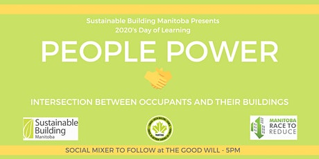 People Power - the intersection between occupants and their buildings tickets