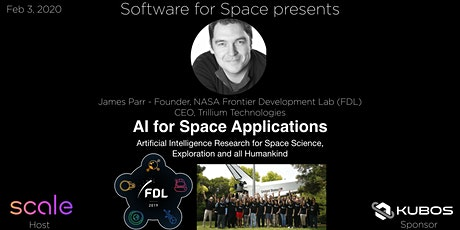 AI for Space Applications tickets