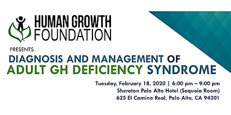 Diagnosis and Management of Adult Growth Hormone Deficiency Syndrome tickets