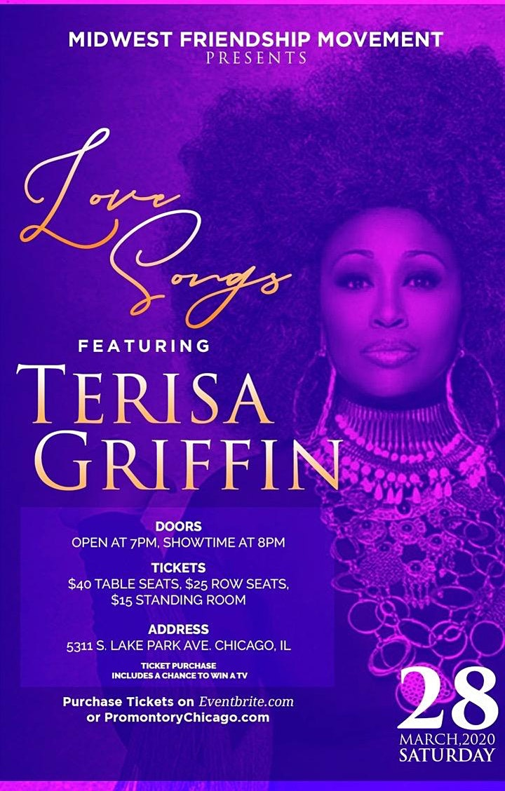 Love Songs featuring Terisa Griffin image
