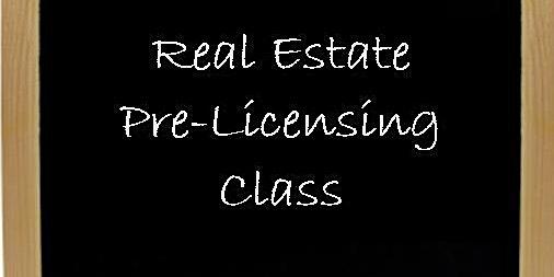 Real Estate Prelicensing Course