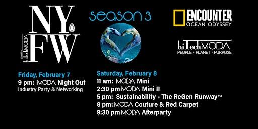 New York Fashion Week/NYFW hiTechMODA Fashion Event