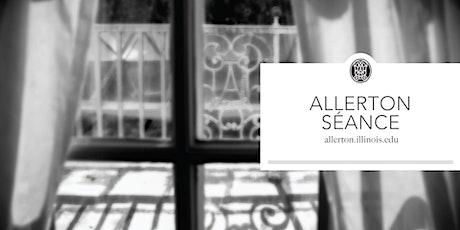 Allerton Séance tickets