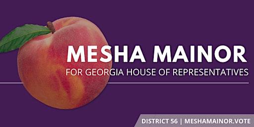 Mesha Mainor Canvass (Weekly)