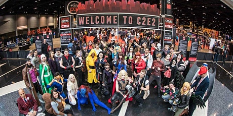 Chicago Comic and Entertainment Expo (C2E2) tickets