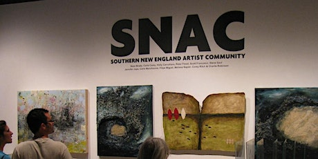 2020 Invitational  Show  SNAC Southern New England Artist Community tickets