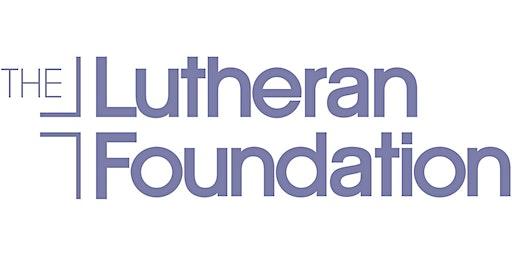 4-16 Grant Workshop - Lutheran Congregations