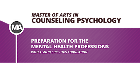 Master of Arts in Counseling Psychology tickets