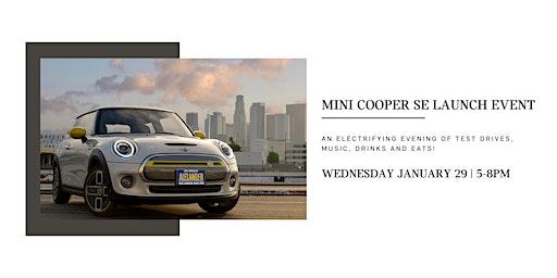 MINI Cooper SE Launch
