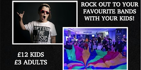Kids Rock! Valentine's/Half Term Party
