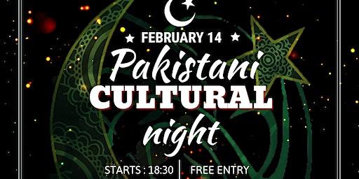 Pakistani Cultural Night