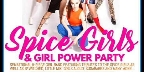 Girl Power & Spice Girls Tribute Show tickets