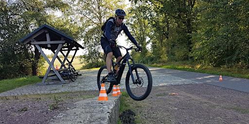 Mountainbike Tour in der Nähe von Dresden