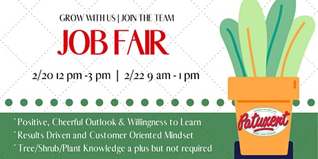 Job Fair tickets
