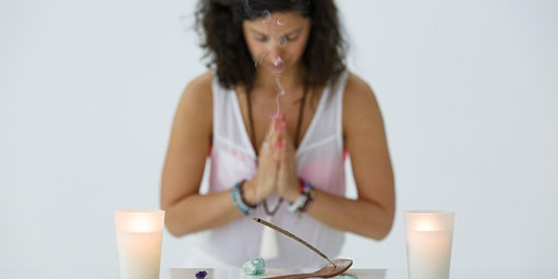 Book your  In-Person Energy Healing Consultation