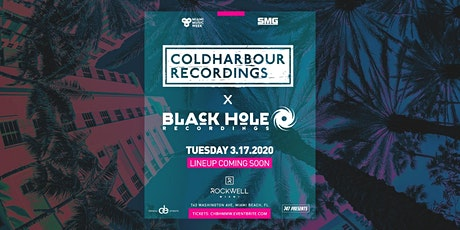 Coldharbour x Black Hole Recordings MMW Showcase tickets