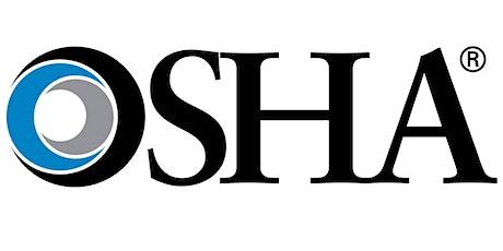 OSHA Training Workshop tickets