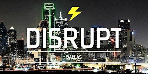 DisruptHR Dallas -  March 11th, 2020