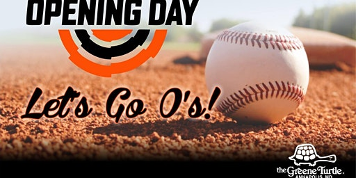 2020 Orioles Opening Day Bus & Pre-Game Party