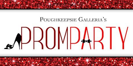 Poughkeepsie Galleria Prom Party tickets
