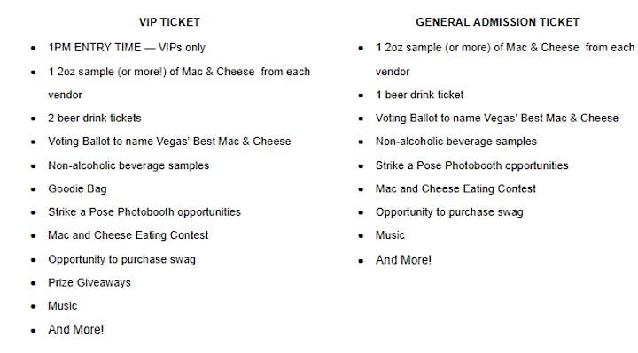 Mac &  Cheese Fest Las Vegas image