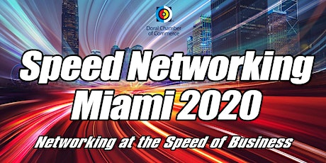 Speed Networking 2020 at IKEA MIAMI tickets