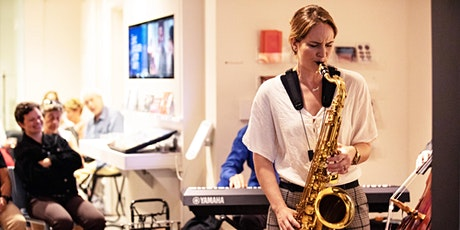 BGC Late: Jazz & Conversation in the Gallery, Collaboration to Independence tickets