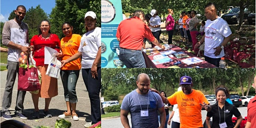 Financial Capability and Food Distribution Event