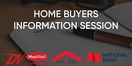 Buyers Information Session tickets